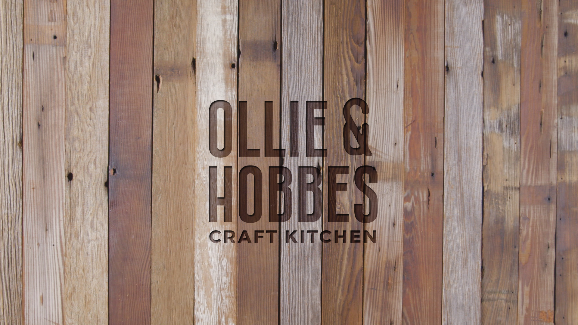 Ollie & Hobbes Craft Kitchen